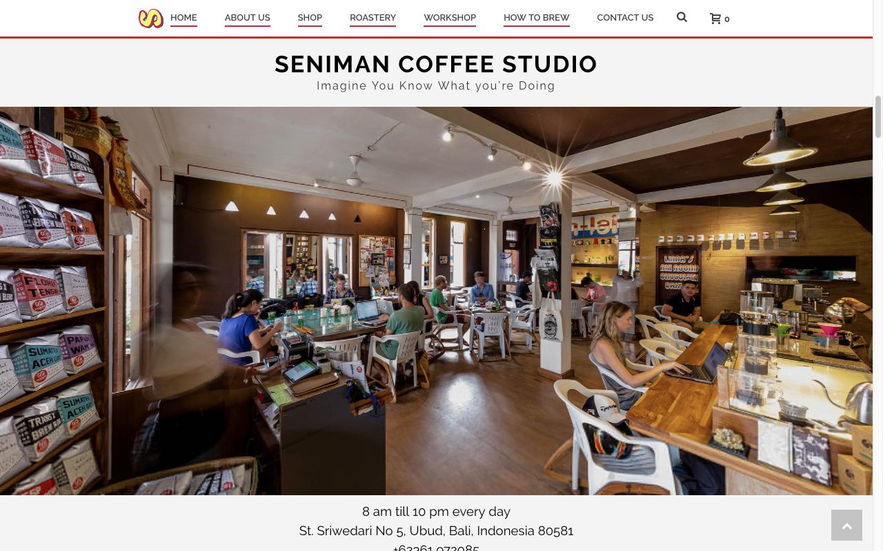 www.senimancoffee.com